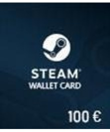 Carte Steam 100€ (EU)