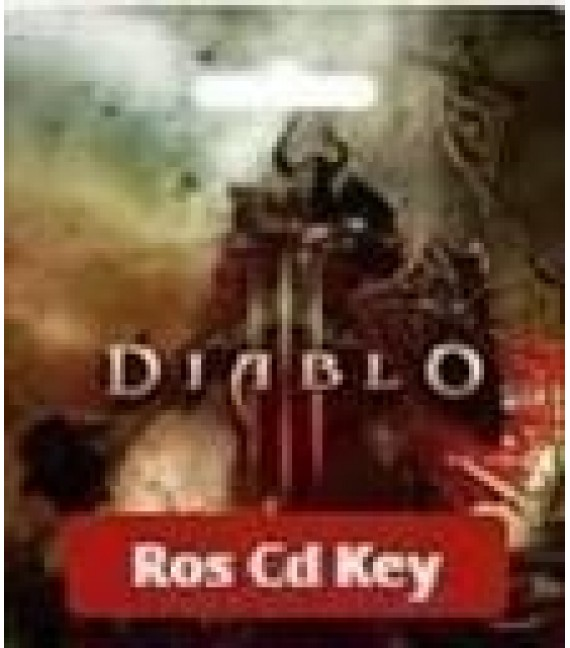 Diablo 3 Ros Cd Key