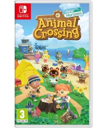 Animal Crossing New Horizon Nintendo