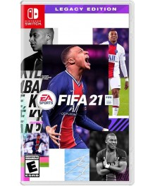FIFA 21 Legacy Edition Nintendo Switch