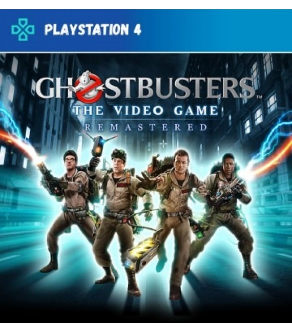 Ghostbusters The Video Game Remastered (compte)