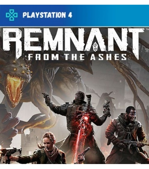 Remnant From The Ashes PS4