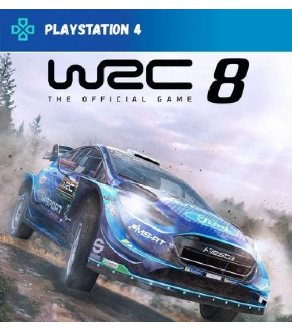 Wrc Fia 8 World Rally Championship (compte)
