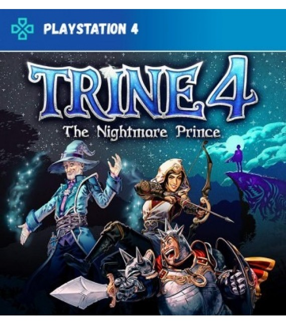 Trine 4 The Nightmare Prince (compte)