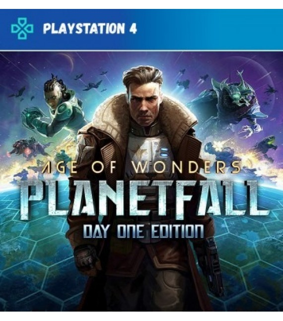 Age Of Wonders Planetfall  (compte]