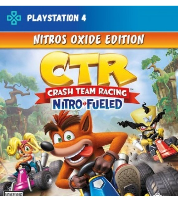 Crash Team Racing Nitro Fueled Oxide Edition (compte)