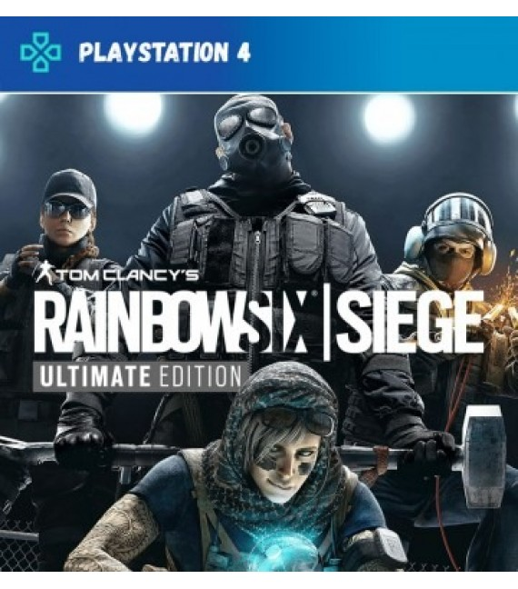 Tom Clancy's Rainbow Six Siege Ultimate Edition (compte)