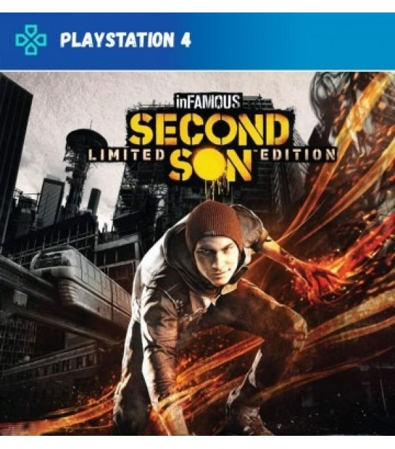 Infamous Second Son (compte)