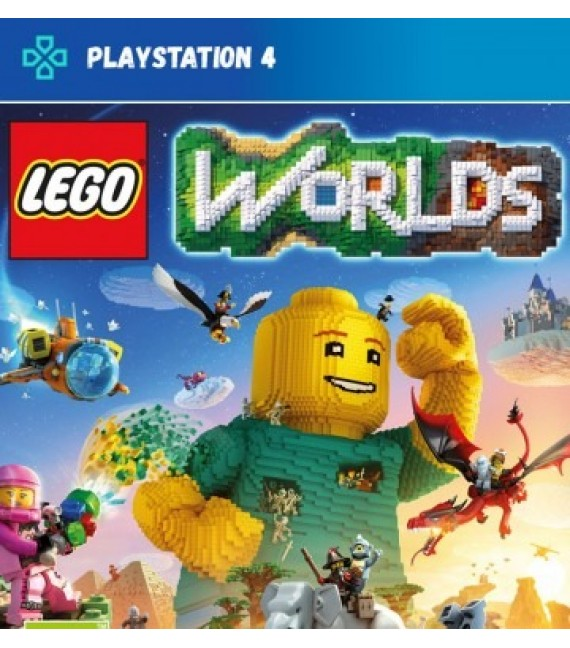 Lego Worlds (compte)