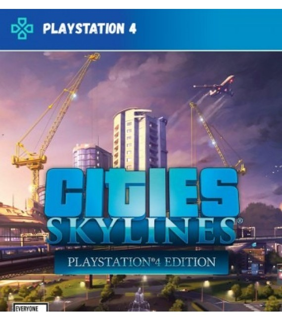 Cities Skylines Playstation Edition