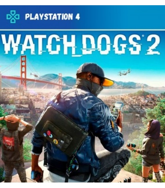 Watch Dogs 2 (compte)