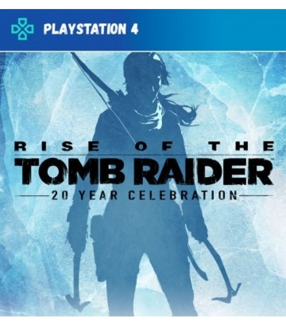 Rise Of The Tomb Raider: 20e anniversaire (compte)