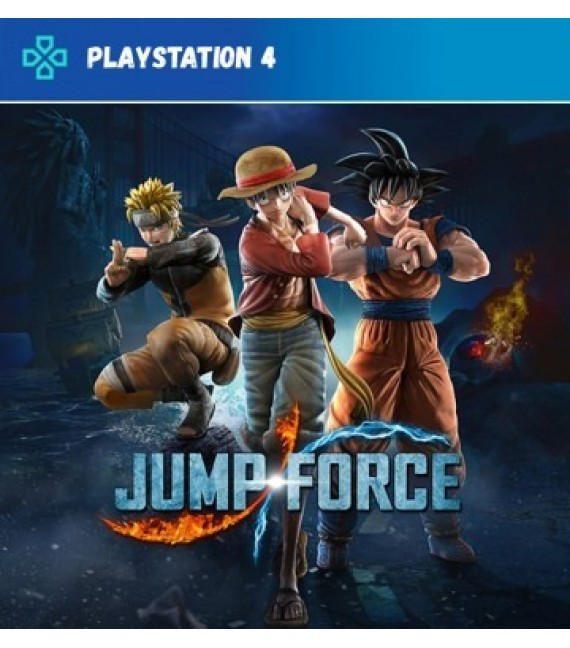 Jump Force (compte)