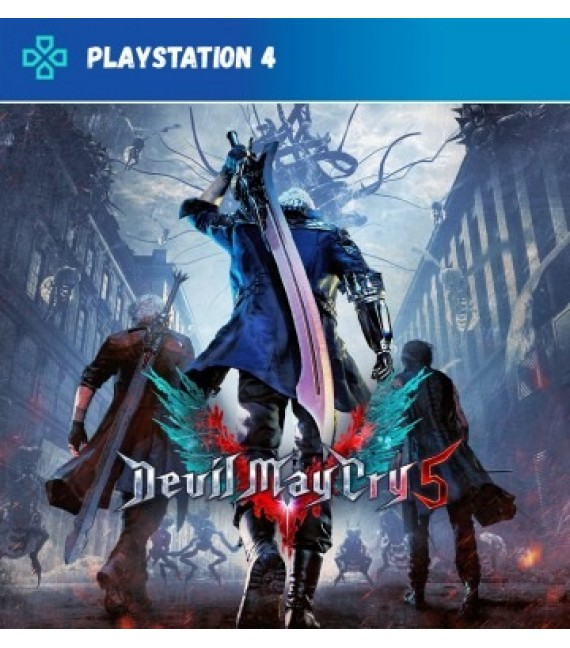 Devil May Cry 5 (compte)