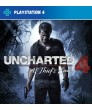 Uncharted 4: A Thief's End (compte)