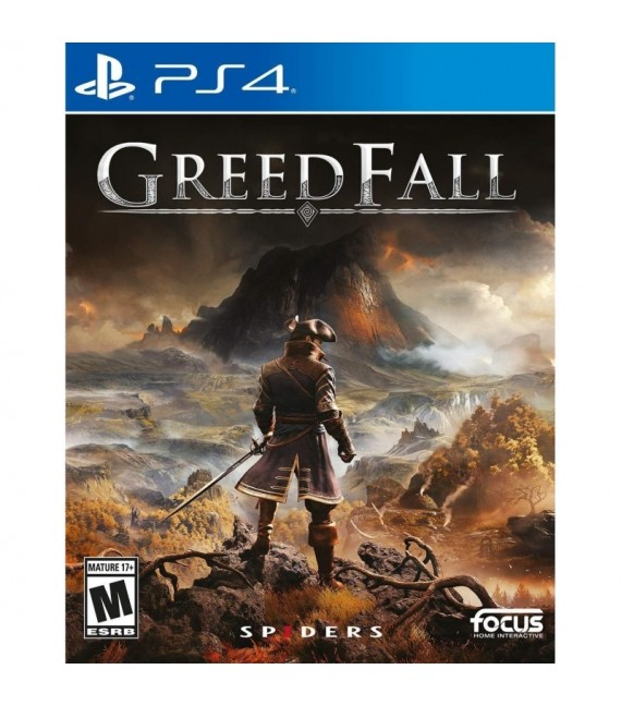 GreedFall (compte)