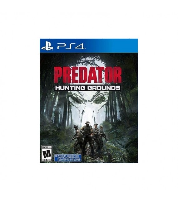 Predator: Hunting Grounds (compte)