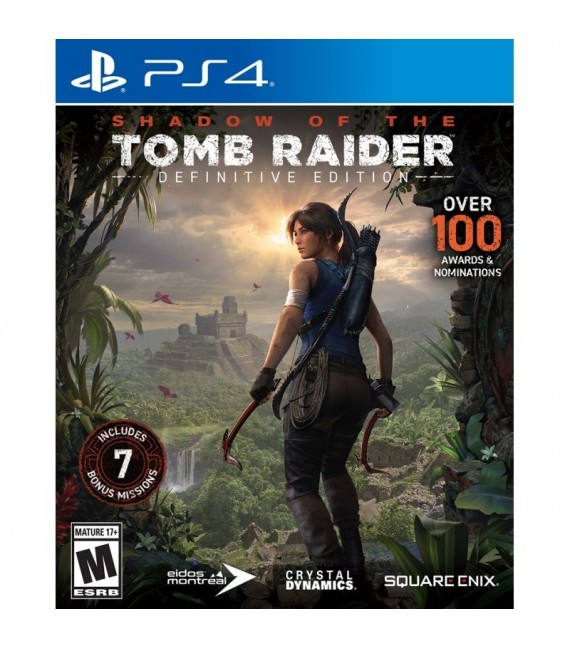 Shadow of the Tomb Raider (compte)
