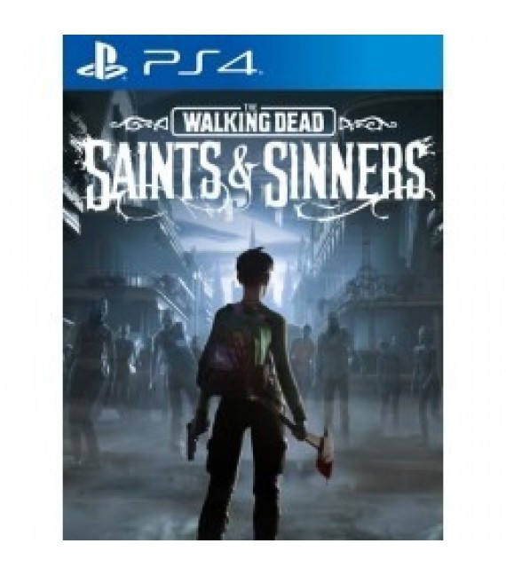 The Walking Dead Saints and Sinners PS4