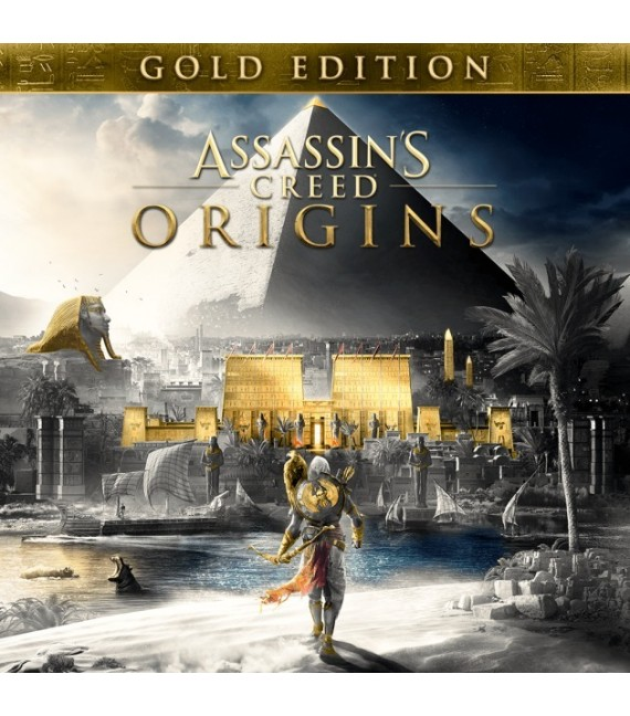 Assassin's Creed Origins  PS4 (compte)