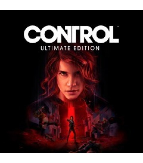 Control Ultimate Edition Ps4 (PSSTORE)