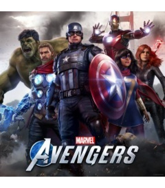 Marvel's Avengers Ps4 (PSSTORE)