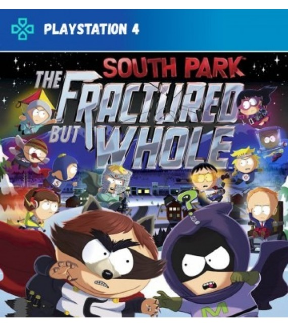 South Park The Fractured But Whole (compte)