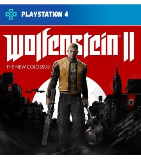 Wolfenstein 2 The New Colossus (compte)