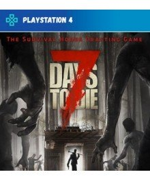7 Days To Die PS4 (compte)