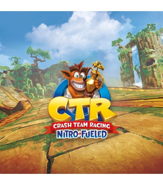 Crash Team Racing Nitro Fueled (compte)