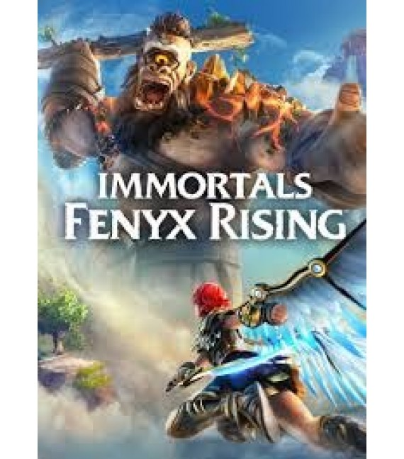 Immortals Fenyx Rising (Ubisoft Connect clé)