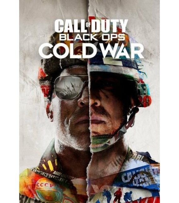 Call of Duty Black Ops Cold War ( Green Gift Clé )