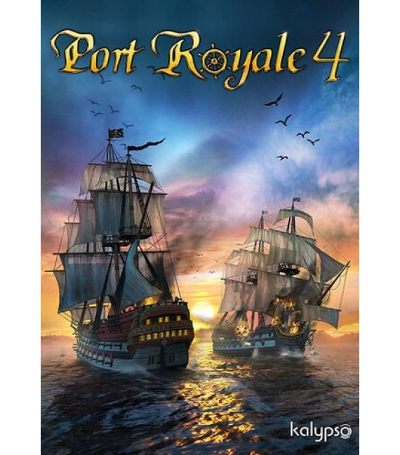 Port Royale 4 PC (Clé Steam)