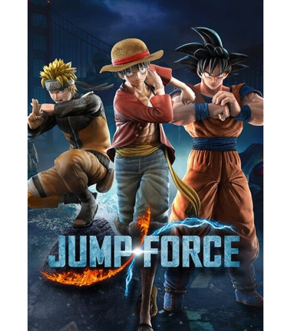 Jump Force PC