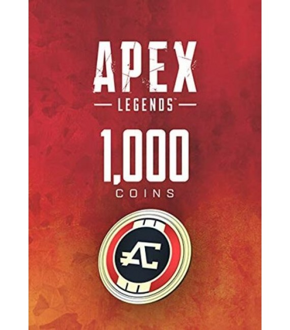 Apex Legends 1000 Apex Coins PC