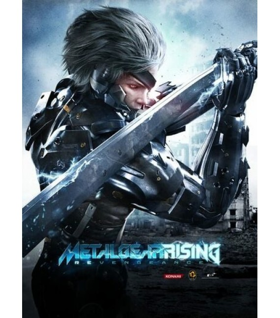 Metal Gear Rising - Revengeance PC
