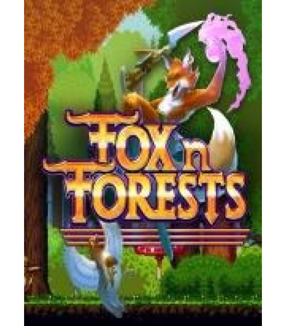 Fox n Forests Xbox one (EU)