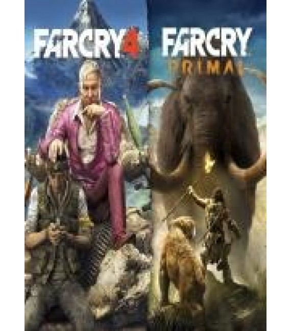 Far Cry 4 + Far Cry Primal Bundle XBOX One (EU)