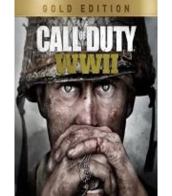 Call of Duty WW 2 - Gold Edition Xbox one (US)
