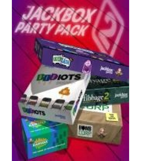 The Jackbox Party Pack 2 XBOX One (EU)