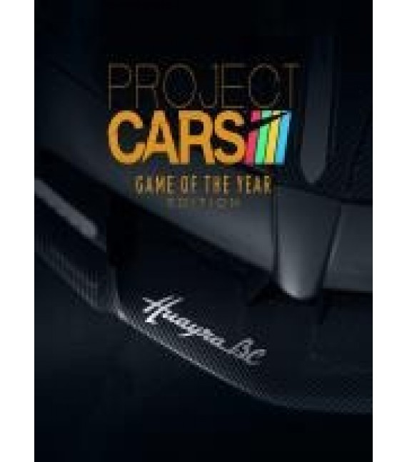 Project CARS - Game of the Year Edition XBOX One (EU)