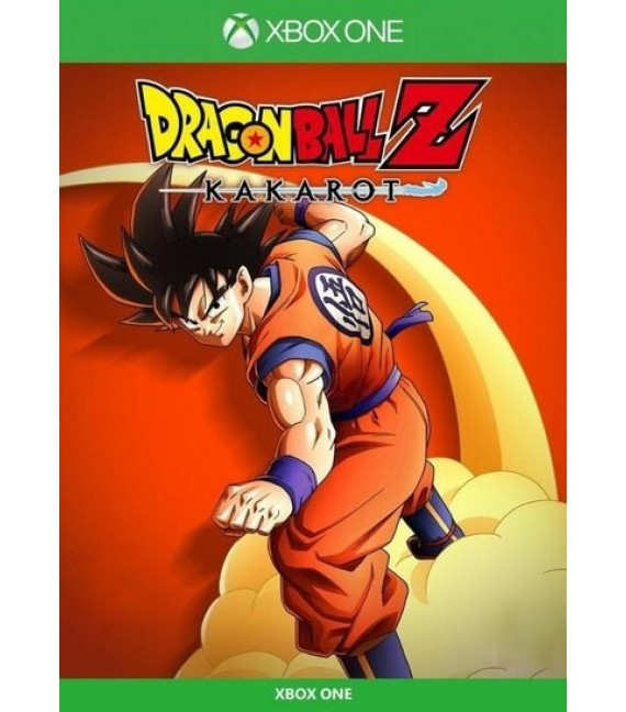 Dragon Ball Z Kakarot Xbox