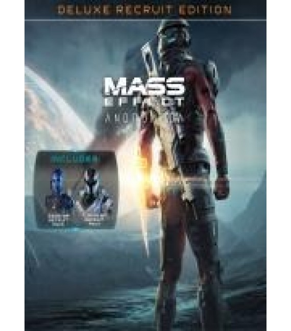Mass Effect Andromeda – Édition Recrue Deluxe XBOX One