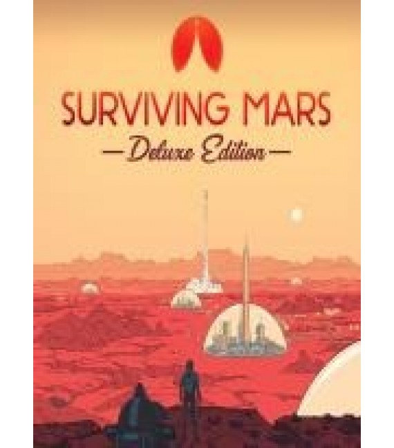 Surviving Mars Digital Deluxe Edition XBOX One