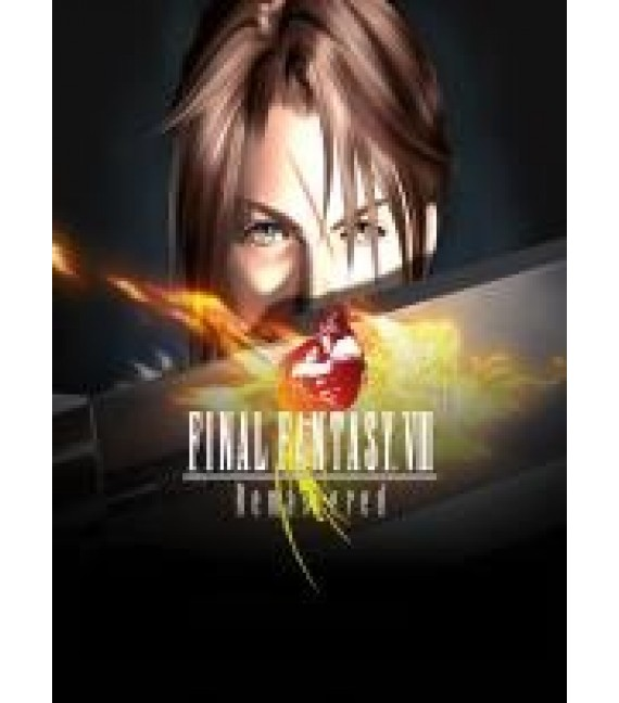 Final Fantasy VIII Remastered XBOX One