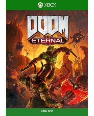 DOOM Eternal Standard Edition Xbox one